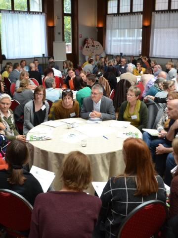 Onderzoeksrapport de toekomst van vrijwilligerswerk