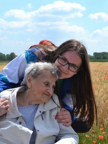 Intergenerationeel vrijwilligerswerk